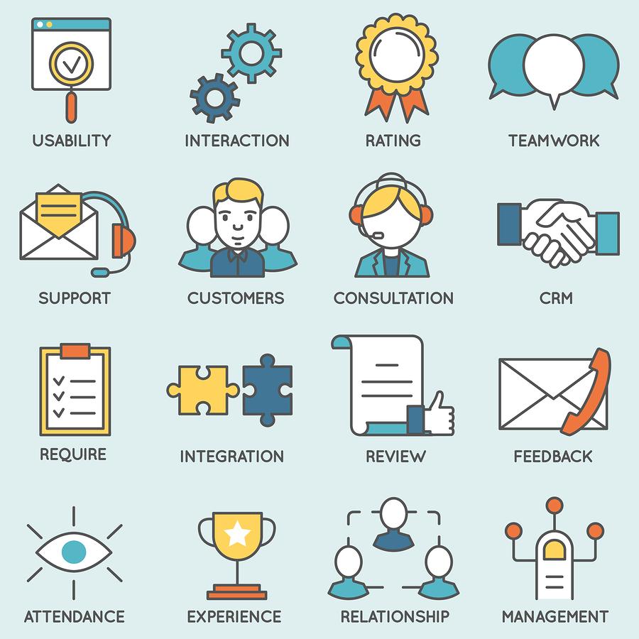 customer relationship management consultant work